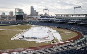 Outdoor game is part of huge series for Mavs