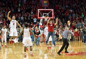 Huskers upset No. 17 Ohio State