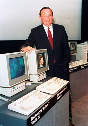 IBM's Lowe helped put computers in homes