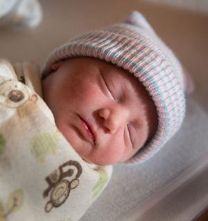 Omaha area's first babies of 2013 belong to 2 pairs of Bellevue parents
