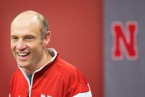Nebraska lawmakers drop political football for football with Mike Riley
