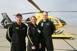 Air ambulance team adds Hastings-based helicopter