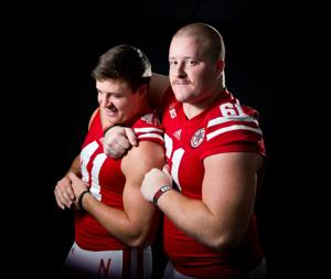 Brothers worked way into Huskers starting lineup, toward medical school