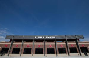State-of-the-art Hibner Stadium wows Husker soccer players on first visit