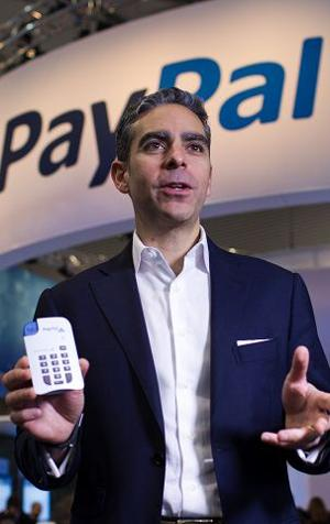 PayPal going mobile to extend its services
