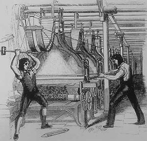 Luddites: They lost war against machines