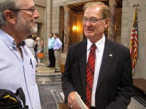 GOP State Sen. Tom Carlson latest to join wide-open governor's race
