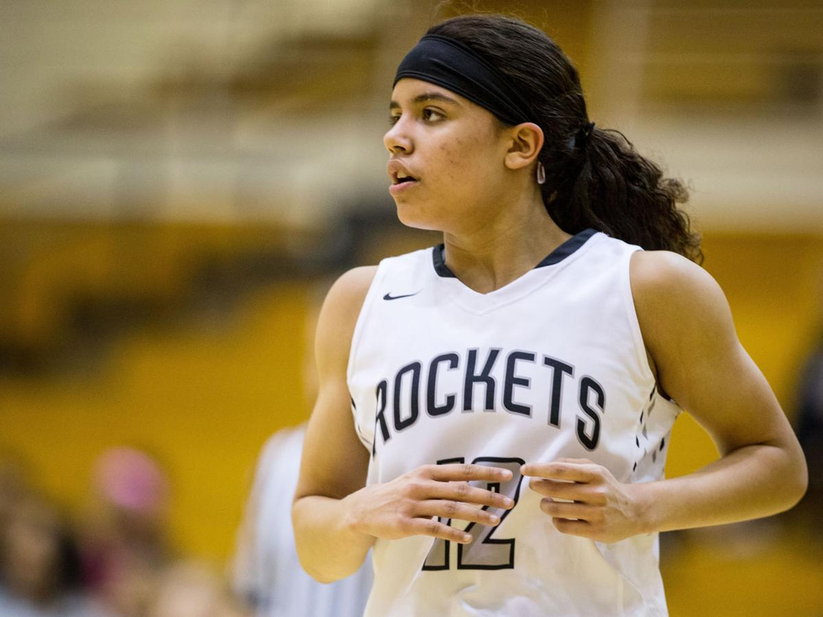 Soaring Rocket: Freshman McKenna Minter, daughter of former Husker Mike Minter, already among state's best players