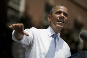 Obama links OK of Keystone XL pipeline to emissions