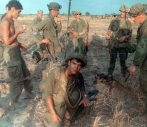 Service memory: The Vietnam War