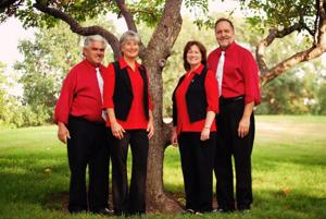 Omaha's New Shoes gospel quartet logs thousands of miles in ministry