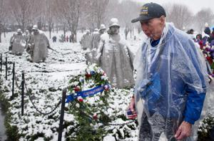 'We never forget': South Korea thanks Nebraska vets during Honor Flight trip to D.C.