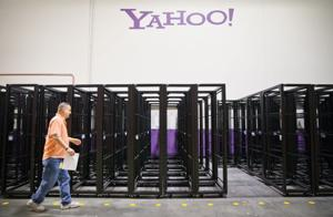 Yahoo shows off La Vista expansion, looking to add 100 jobs