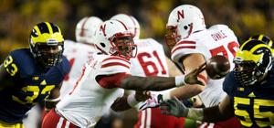 Huskers moving ball using tried and true option