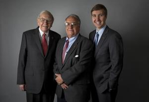 Q&A: Three Buffetts 'get to work' on giving