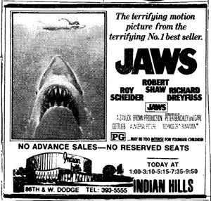 7 original World-Herald reviews of classic horror movies