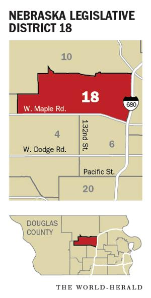 Four in race for Legislative District 18