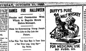Archives: World-Herald Halloween issues past