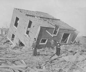 A century ago, twister ripped scar across Omaha
