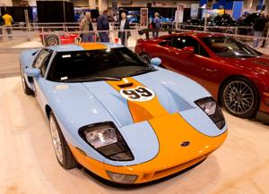 Dream machines have broad appeal at Midlands International Auto Show
