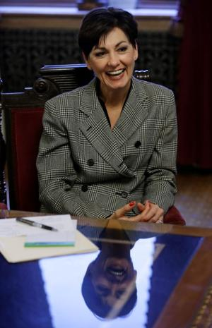 Iowa Lt. Gov. Kim Reynolds named treasurer for national association