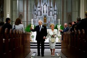 Grace: Couple, celebrating 70 years of marriage, found a love that has lasted a lifetime
