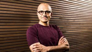 Microsoft veteran to lead company; Gates leaves chairman role
