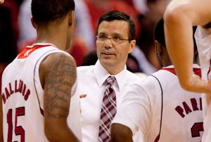 Miles: NU must ratchet up the intensity