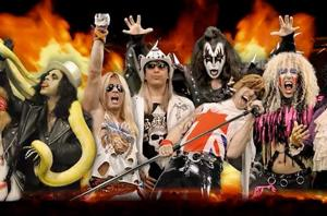 Hair metal, tight pants and pyro headed to Ralston Arena