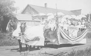 New Durham exhibit looks at suffrage in the Midwest