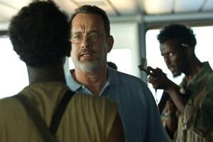 Movie review: Hanks, Somalis make 'Captain Phillips' electric