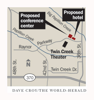 Bellevue plans $5M to $7M conference center