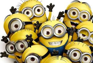 Minions! 'Despicable Me 2' wins weekend box office over 'Grown Ups 2' and 'Pacific Rim'