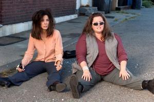 What to watch: Sandra Bullock, Melissa McCarthy star in 'Heat'