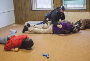 Iowa law officers now trained to act, not wait