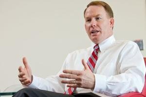Q&A: Nebraska Athletic Director Shawn Eichorst