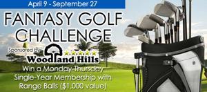 Fantasy Golf Challenge