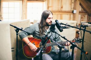 Local musician all about thinking big