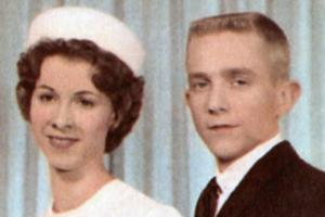 How they met: Couple found joy 50 years ago on tragic day