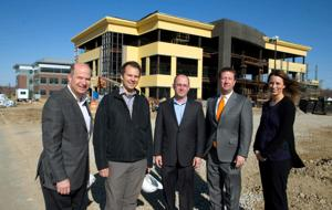 'Main street' concept takes shape at Sterling Ridge