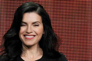 Julianna Margulies sees real-life parallel to 'Good Wife' in Weiner case