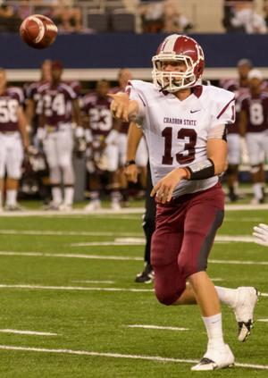 Chadron State QB may add 'Omaha' to his repertoire