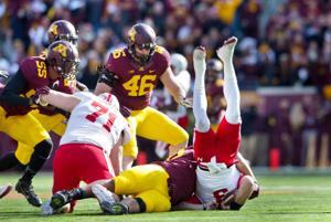 Problems adding up for Husker offensive line