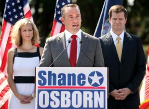 Shane Osborn kicks off Senate campaign in Grand Island
