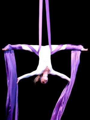 Get your classical music with a side of the circus