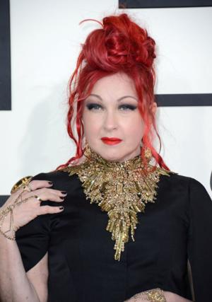 Cyndi Lauper's joining Cher for Lincoln show