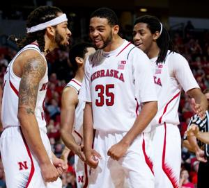 Biggs helps Husker men outlast Northern Illinois