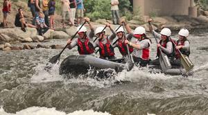 Gretna grad's rafting team wins national title