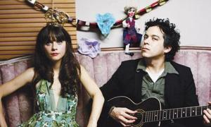 The Them of She & Him will be at Pageturners this week