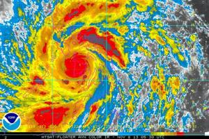 Hurricane? Cyclone? Typhoon? Here's the difference